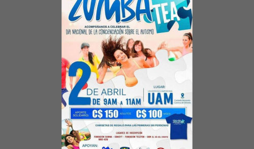 ZUMBA TEA NICARAGUA 2017