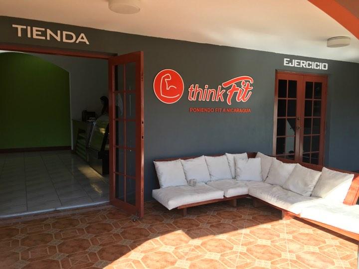Restaurante Think Fit en Managua