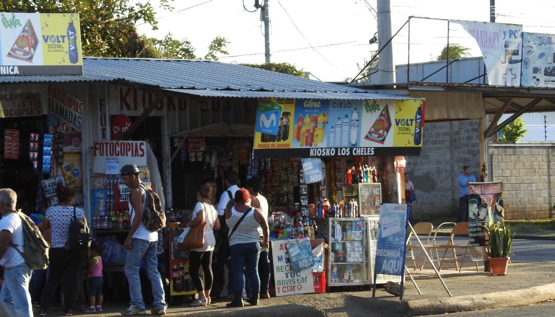 ¿Qué es lo más se venden en Nicaragua?