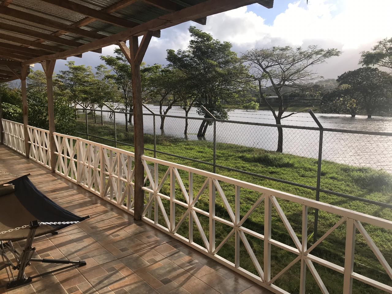 Cabaña Apanás en Jinotega Nicaragua