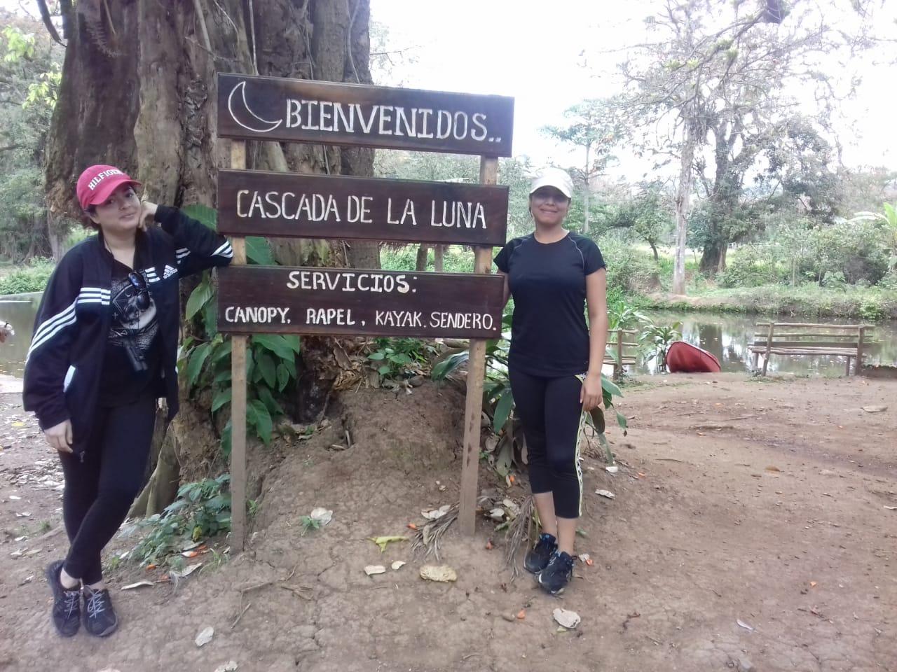 Cascadas de Las Lunes en La Dalia Matagalpa