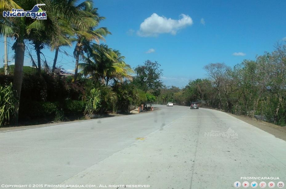 La nueva carretera de Managua a Bluefields