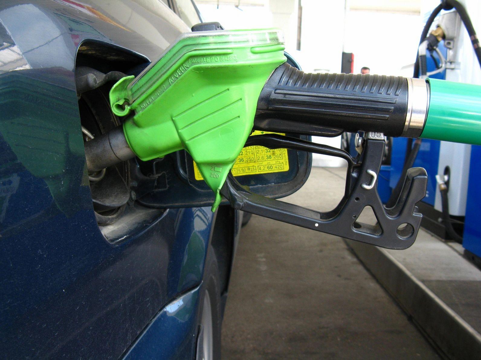 El costo de la gasolina en Nicaragua 2021