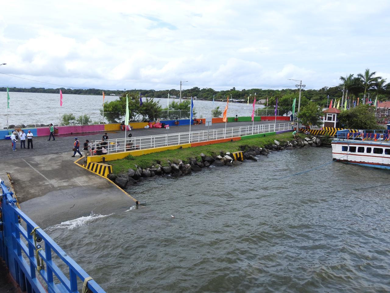 Puerto San Jorge Rivas Nicaragua