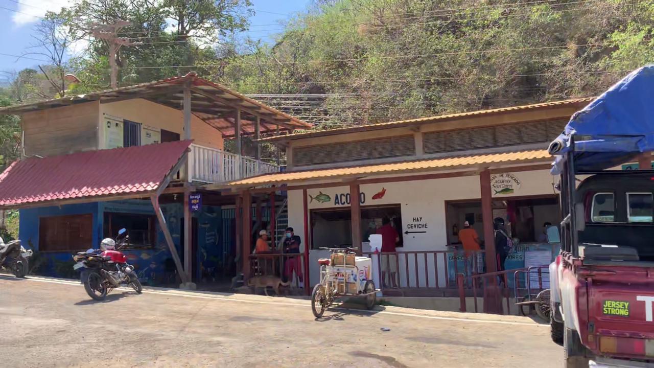 ¿Dónde comprar Mariscos en San Juan del Sur Nicaragua?
