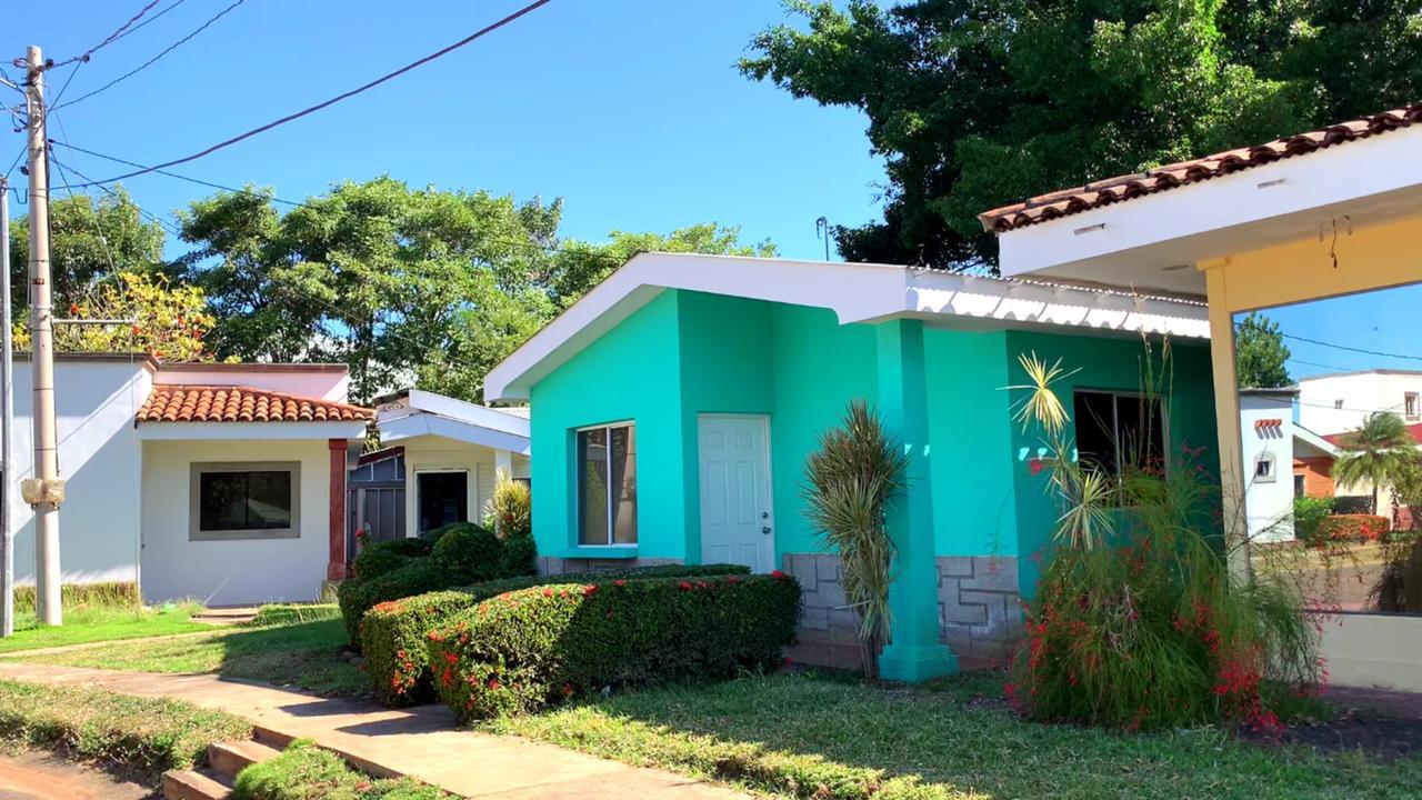 Casa propia con salarios de C$8 mil córdobas en Nicaragua