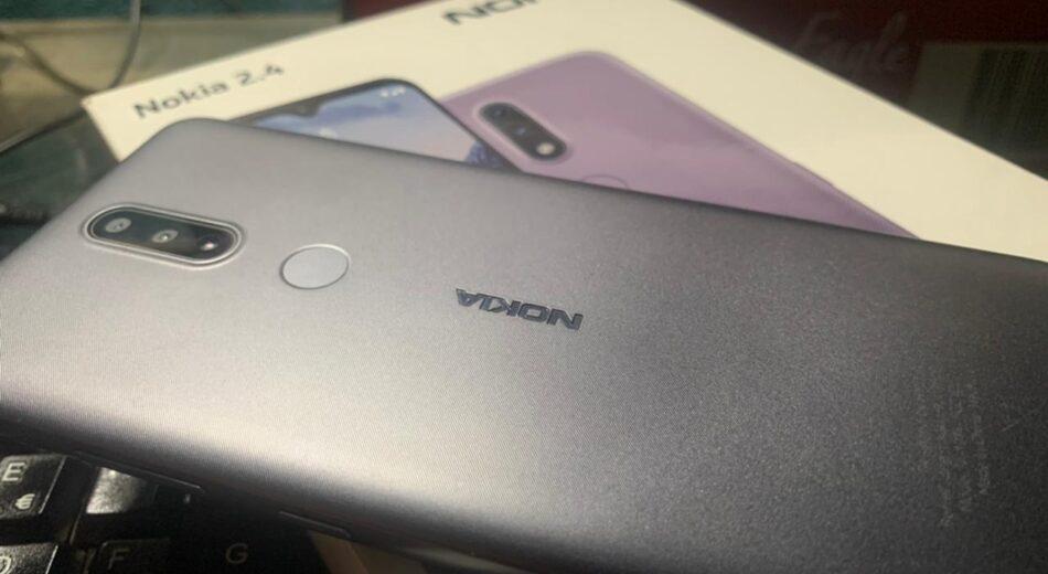 Nokia 2.4 review español 2021