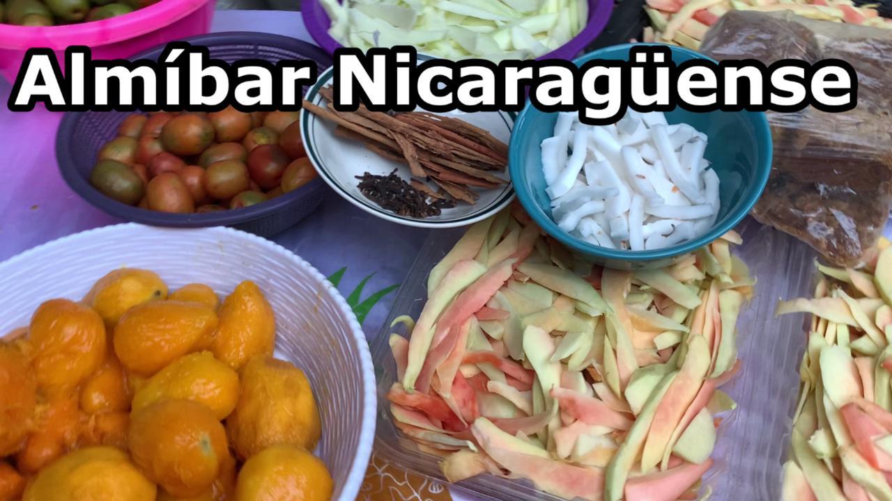 Todo sobre el Almíbar Nicaraguense