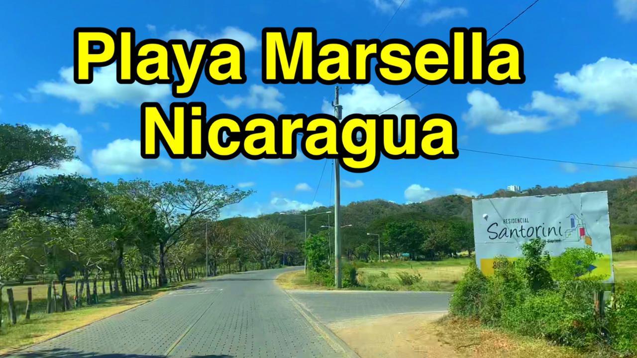Conociendo Playa Marsella en San Juan del Sur Nicaragua
