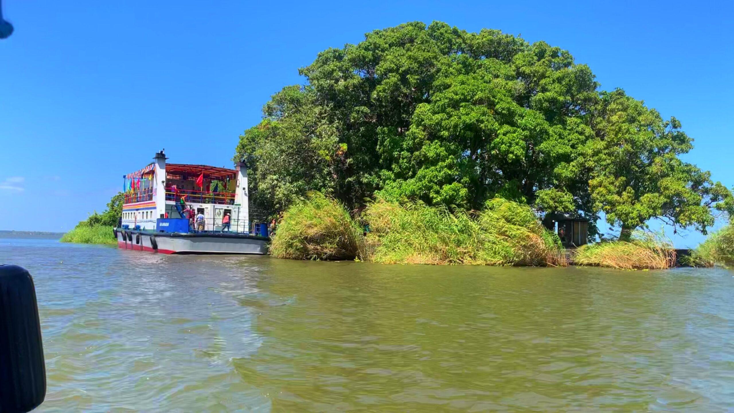 Visitando las Isletas de Granada Nicaragua