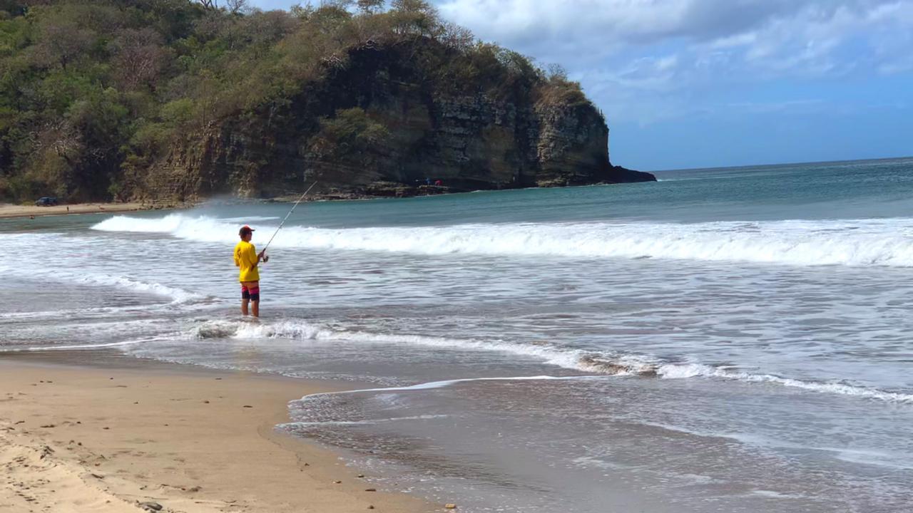 Conozca Playa Maderas en Nicaragua