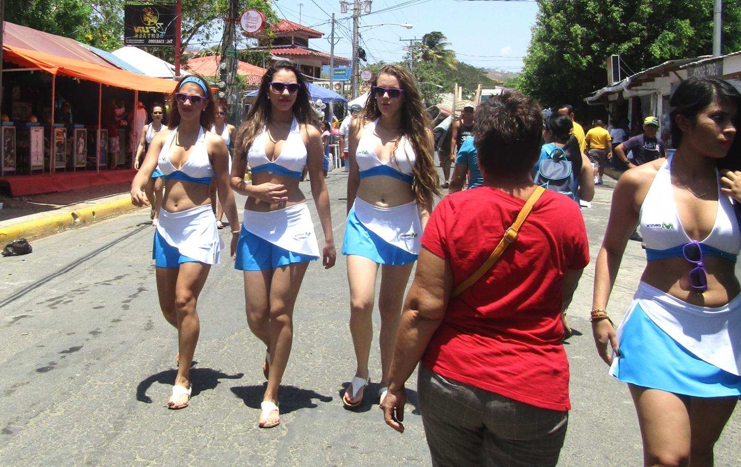 Así es San Juan de Sur Nicaragua