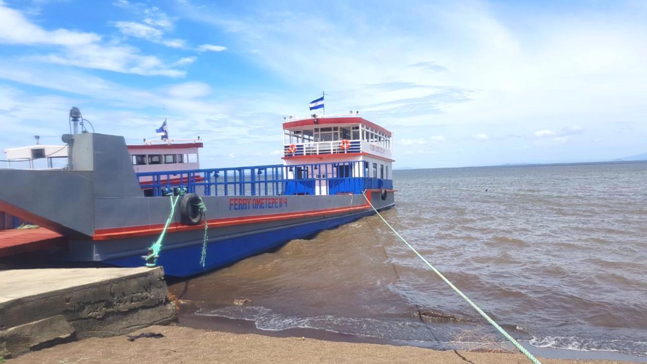 Nuevo Ferry construido en Nicaragua con tecnología holandesa