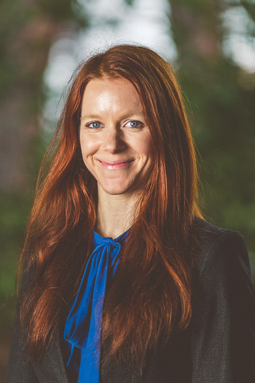 Headshot of Sara Reeves