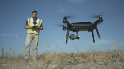Mapping a Solid Waste Facility Just Got a Whole Lot Cooler…Drones, They're What's Up