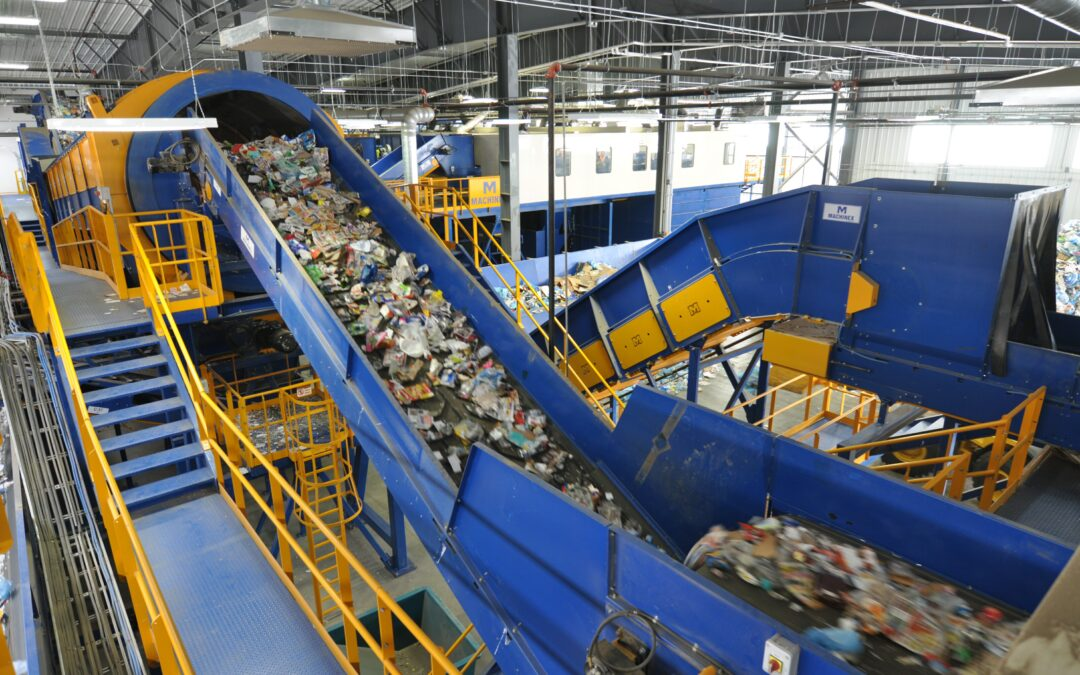 Increasing MRF Efficiency: How to Minimize Contamination by Preventing it at Your Front Door
