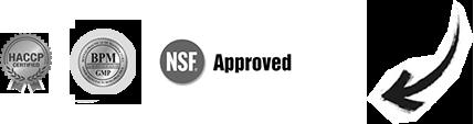 Certificaciones Alimentos Lee