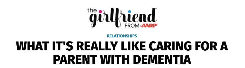 Girlfriend by AARP