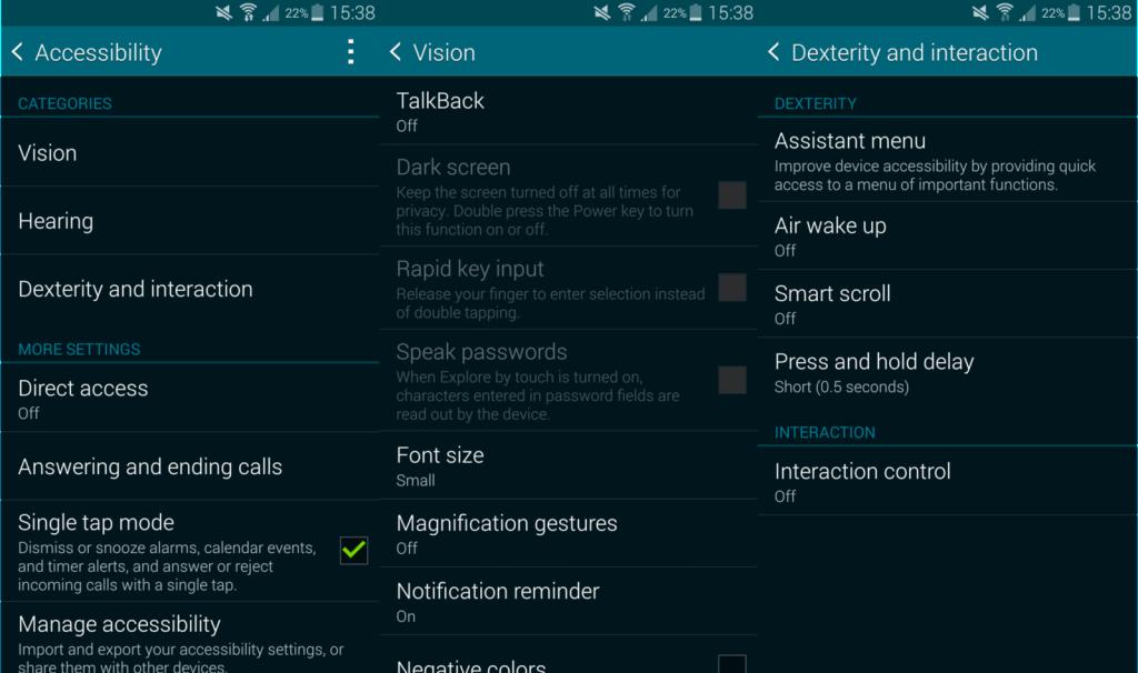 Galaxy-S5-Accessibility