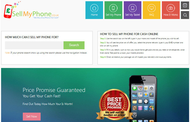 sell your phone with sellmyphone