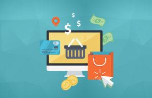 running online retailer