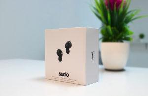 sudio niva black wireless earphones review