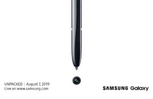 samsung galaxy note 10 unpacked 2019