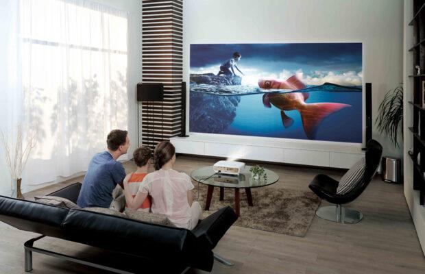 the top 10 home cinema projectors of 2019