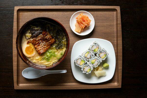 Momosan Seattle Food shot
