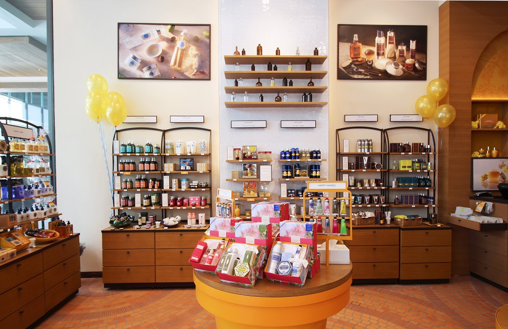 L'Occitane Westfield Century City Shop