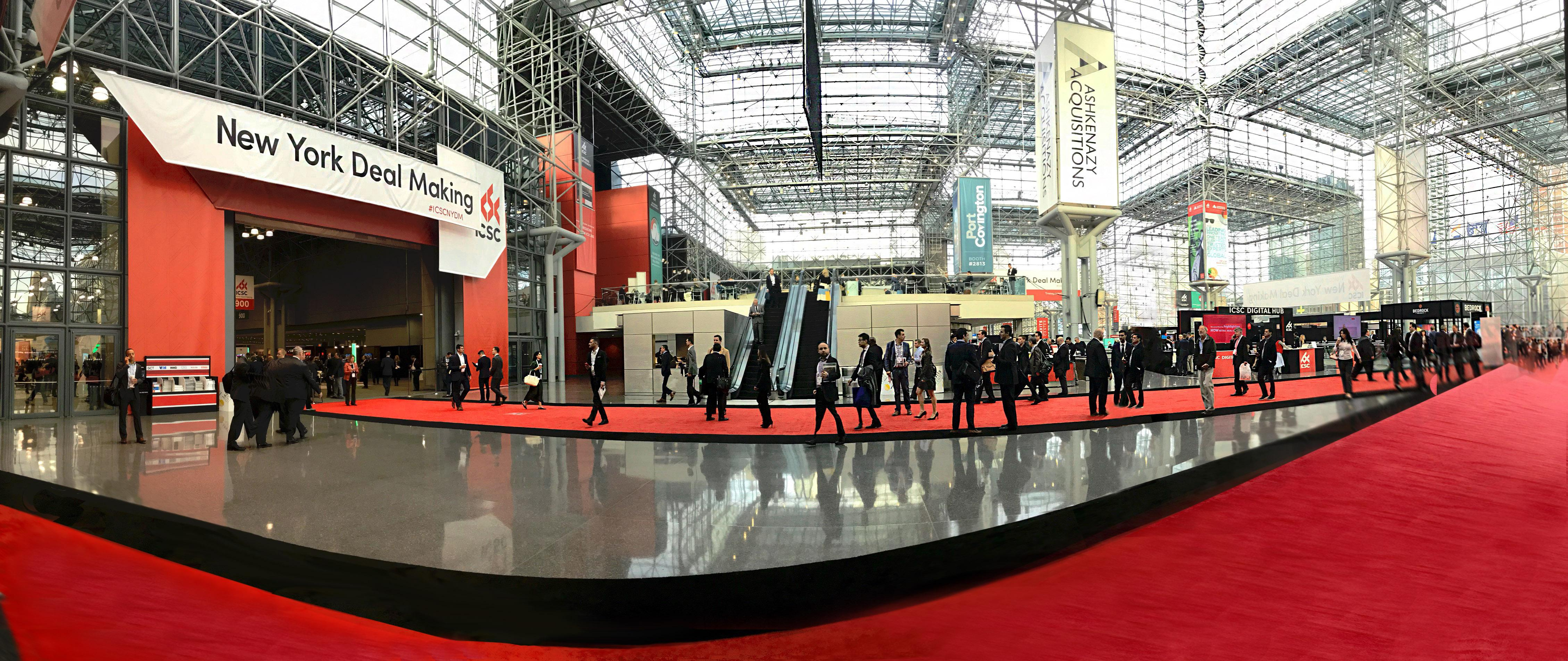 ICSC New York Deal Making Retail Developers
