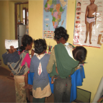Access Madagascar Initiative children at school