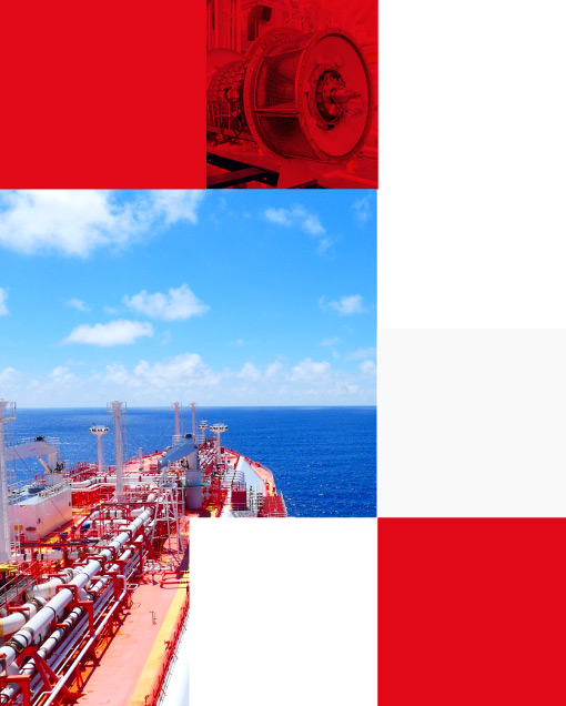 Offshore oil and gas cargo