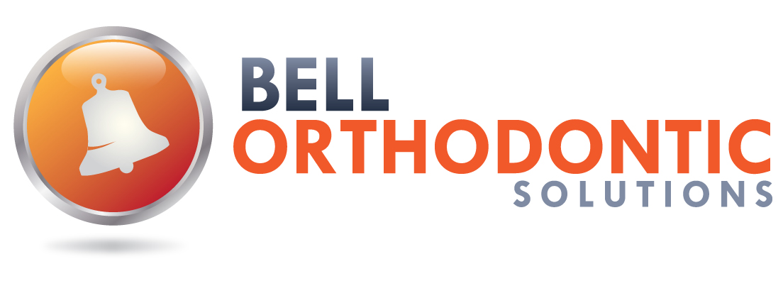 bell orthodontic logo orange