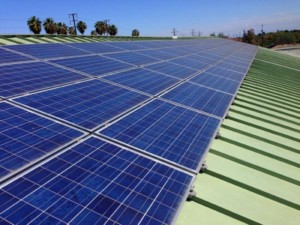 Commercial Solar Installations Southern California