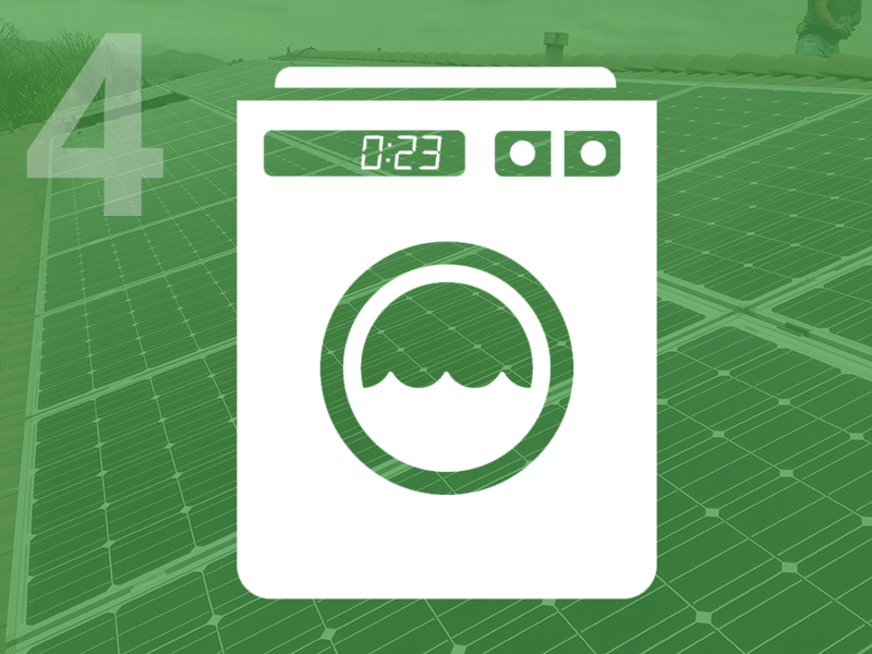 Solar panels and appliances