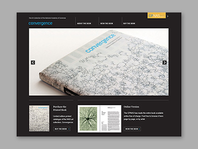 Convergence Book Online Book and Site