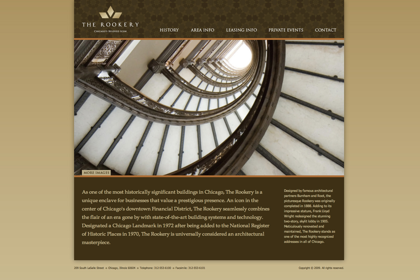 rookery-home
