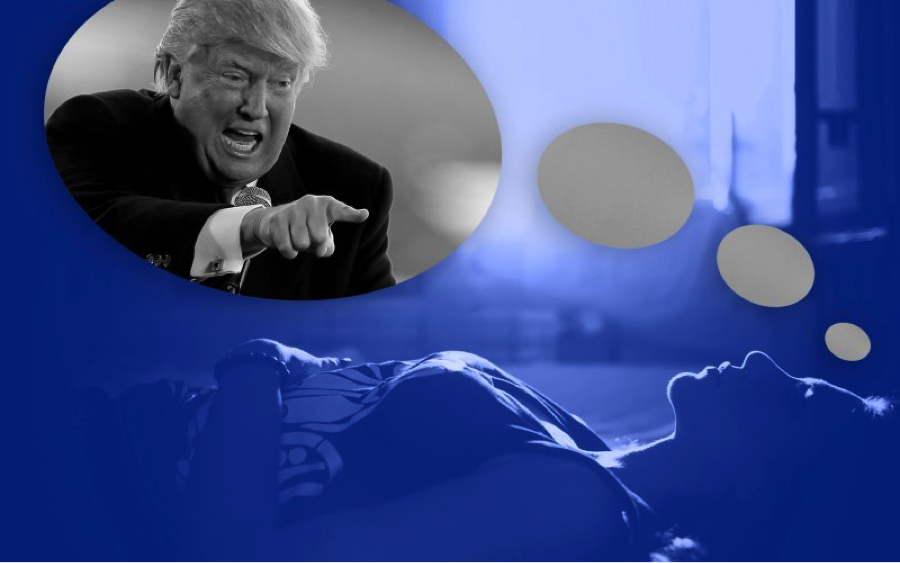 Internal Polling: How Candidates Appear in Our Dreams
