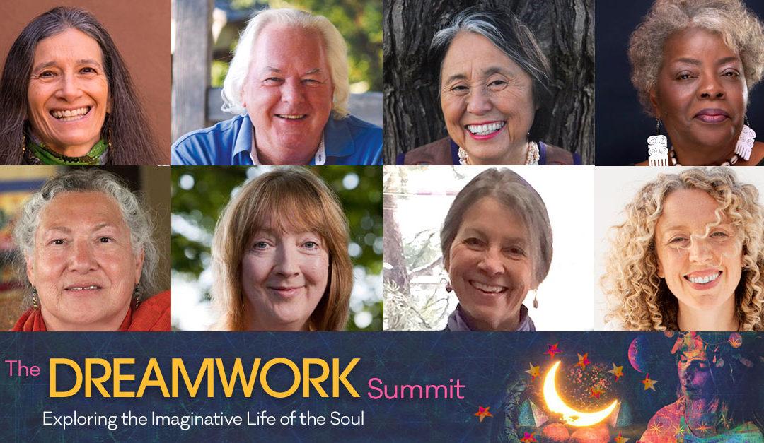 Kezia Vida and Rodger Kamenetz host Dreamwork Summit featuring Mary Jo Heyen