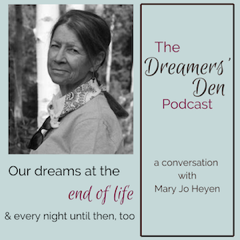 Interview with Mary Jo Heyen from The Dreamers' Den