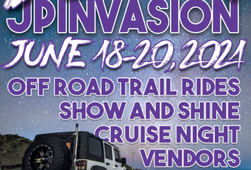 The Newest Jeep Event: The ADK Jeep Invasion