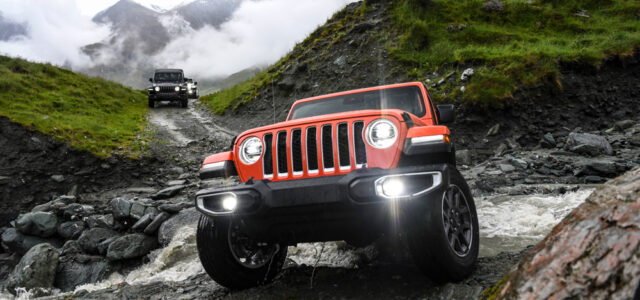 Jeep Gladiator Takes On Epic Conditions in New Zealand Test