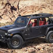 The Wrangler Rubicon 392 Not-A-Concept Reveal Today!
