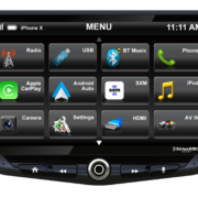 A Slick Jeep Infotainment Upgrade