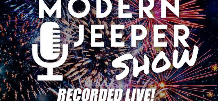 """Metalcloak's """"I Resolve to Jeep"""" Giveaway & the 100th Episode of the Podcast"""