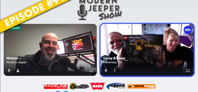The ModernJeeper Show, Ep. 99 – New Years Resolutions, Solving the Worlds Problems, Dopamine Boosts and Gamifying Your Life