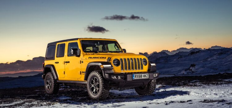 """Jeep Wrangler To Compete With """"Hardcore Rigs"""" In India"""