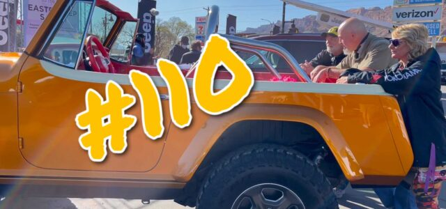 The ModernJeeper Show, Ep. 110 – Moab Easter Jeep Safari