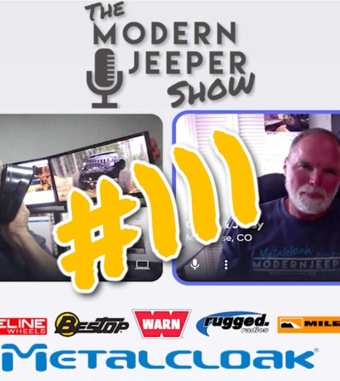The ModernJeeper Show, Ep. 111 – Moab, Freedom, Broncos, and Good People vs Dicks